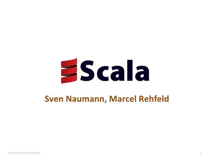 Einführung in Scala im Vergleich mit Java