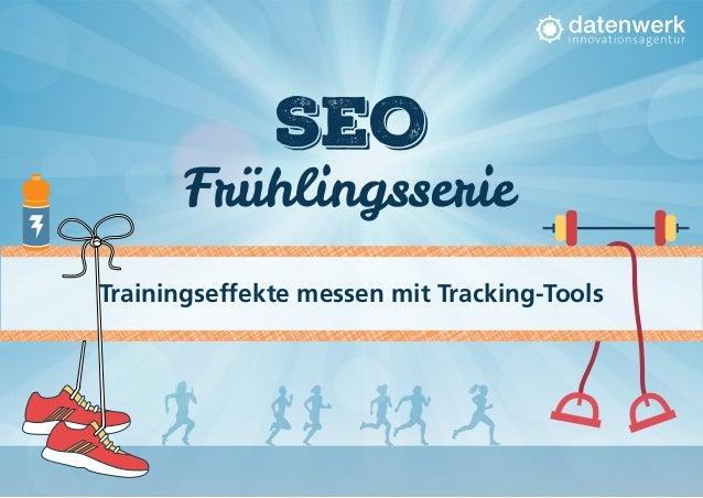 Trainingseffekte messen mit Tracking-Tools