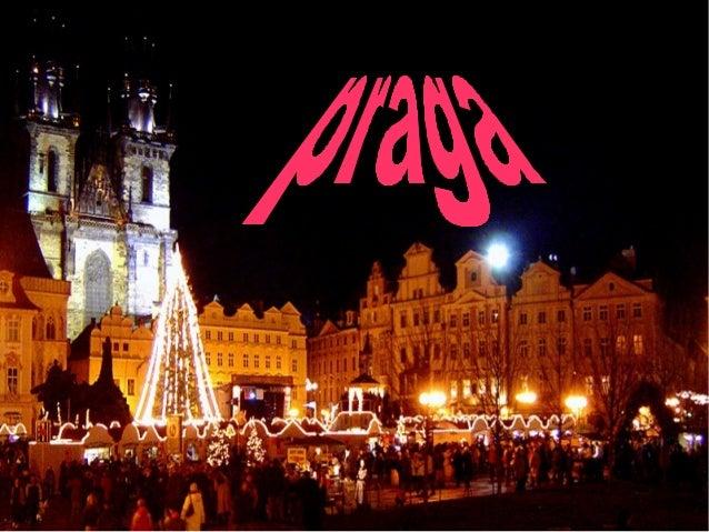 poblaciónLa población de Praga es de aproximadamente 1.200.000 habitantes, loque supone algo más del 10% de la población d...