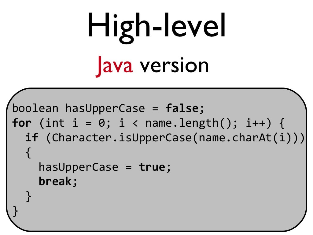 how to return boolean in java
