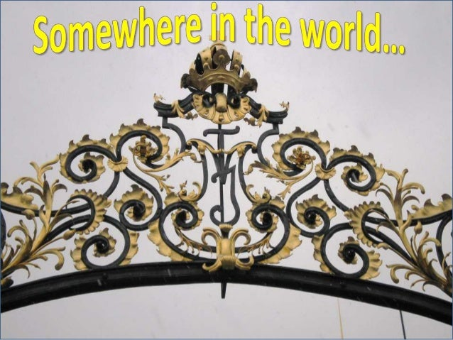 Where in the world is it?Watch the video and find out.
