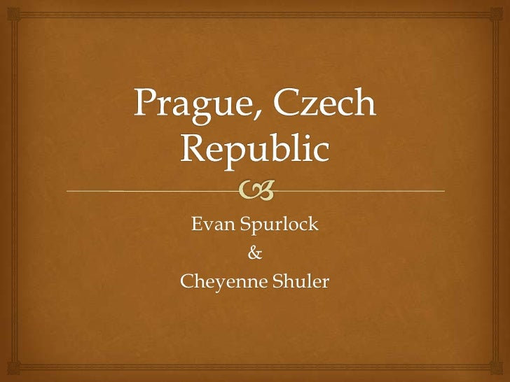 Evan Spurlock       &Cheyenne Shuler