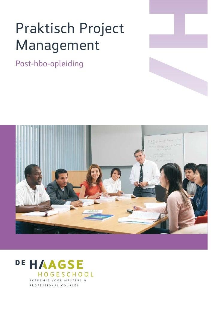 Praktisch Project Management