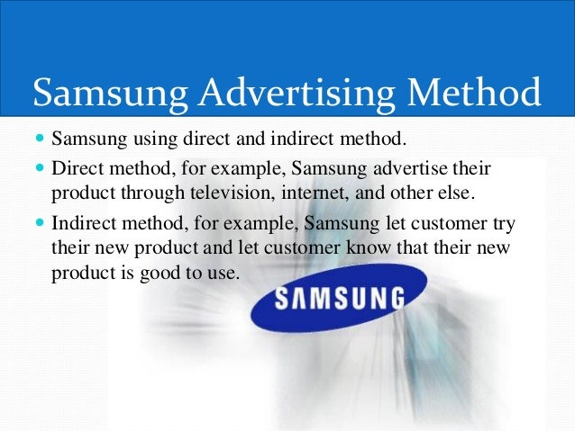 introduction of samsung company Samsung is one of the world's largest technology providers it started out as trading company exporting various products from south korea to beijing, china.