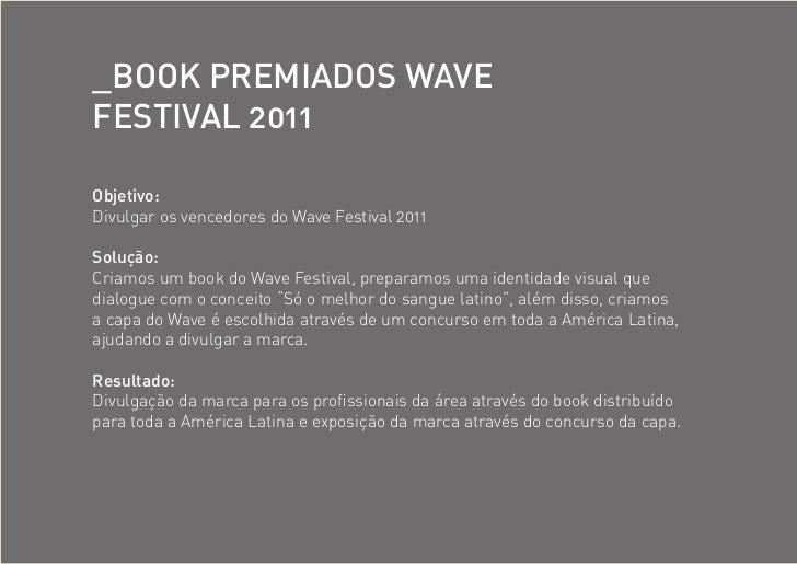 Book Wave Festival - Loja Comunicação