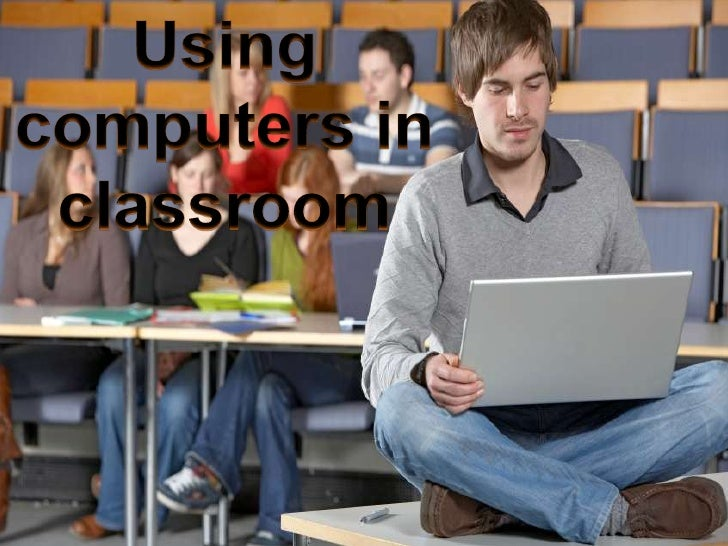 Using computers in classroom<br />