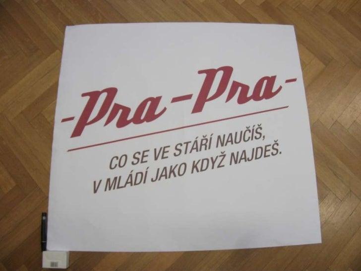 Pra-pra - závěrečná prezentace na SIC Brno 2012