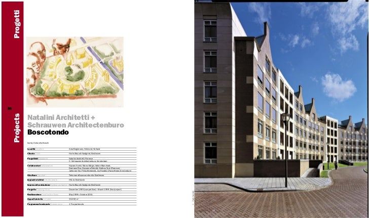 Progetti86                Natalini Architetti +     Projects                Schrauwen Architectenburo                Bosco...