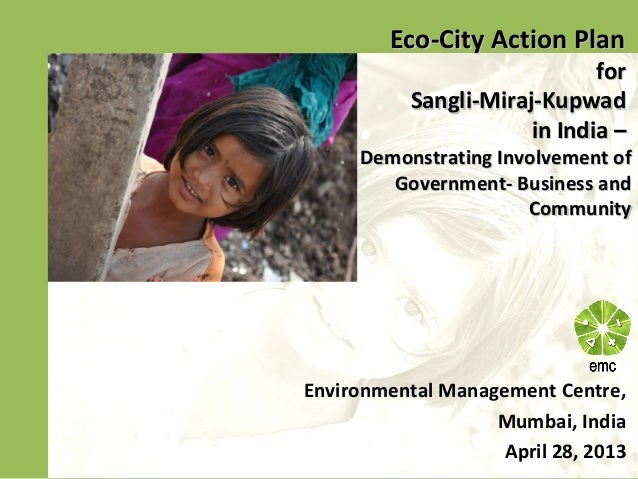 Actioning Plans for Eco-City