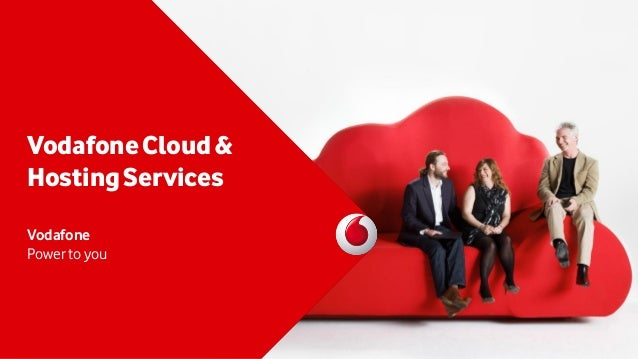 Vodafone Cloud & Hosting Services