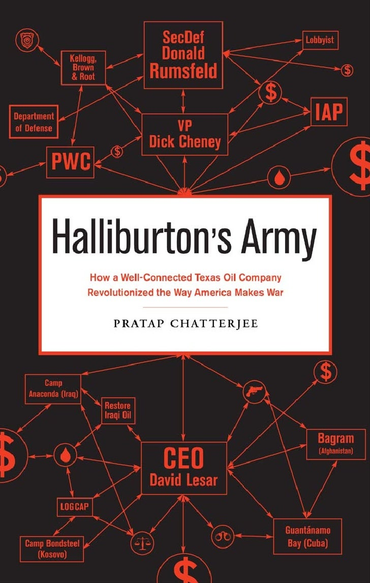 Pratab c.   halliburton's army