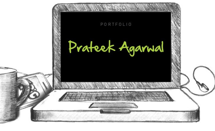 PortfolioPrateek Agarwal