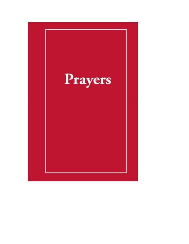 Prayers Book v.10A