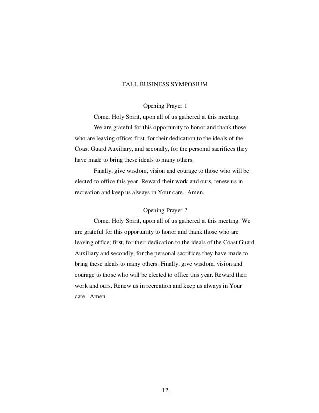 sample invocation for graduation ceremony free ebook ...