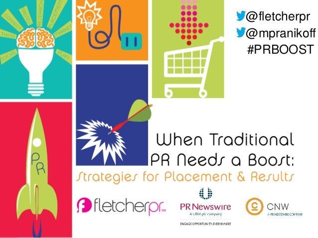 When Traditional PR Needs a Boost: Strategies for Placement, Engagement & Results