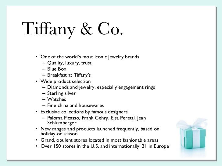 Custom Jewelry Business Plan Sample - Market Analysis | Bplans