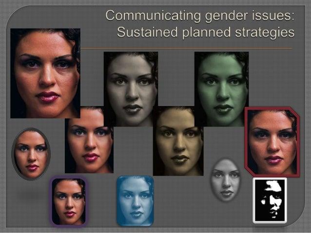 Communicating gender: Sustained planned strategies