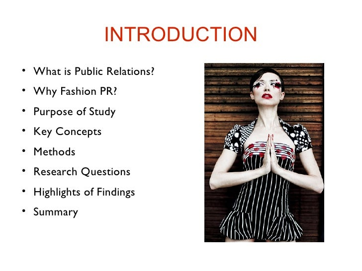 Thesis on public relations and advertising