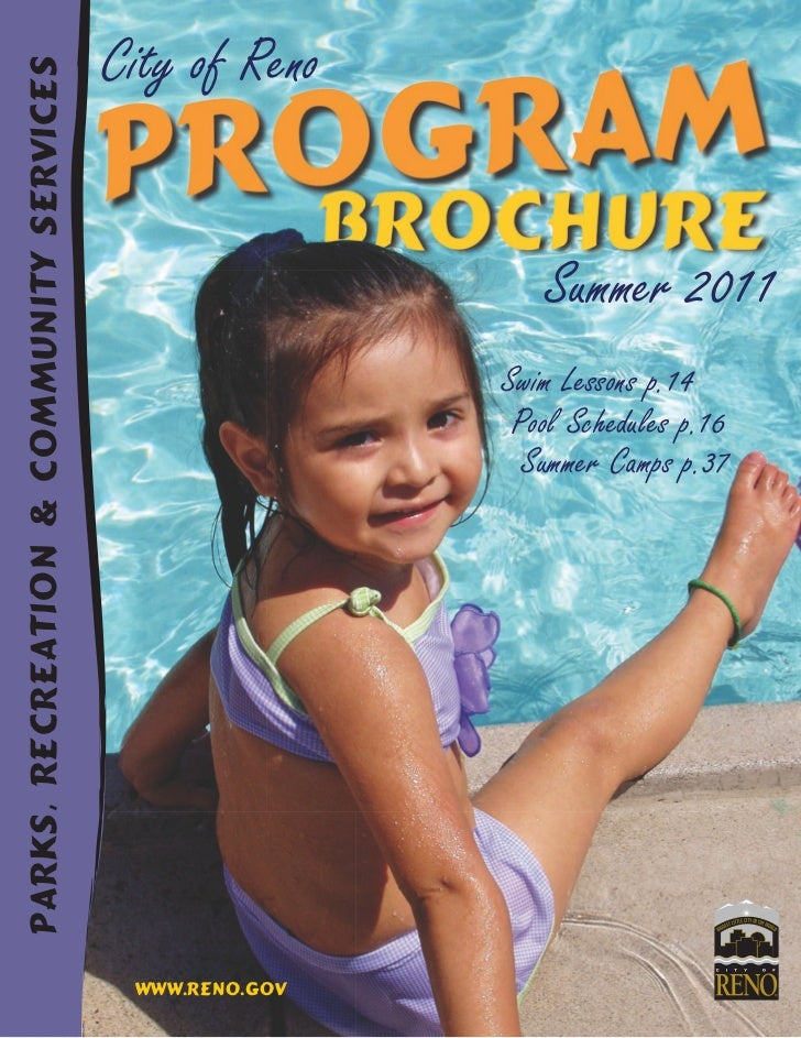 PRCS 2011 Summer Program Brochure