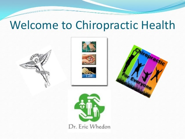 Health through Chiropractic