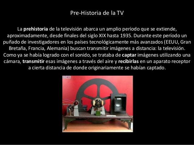 la historia de la television en venezuela: