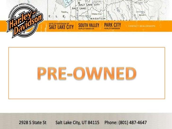 Motorcycle Rental, Dealers Salt Lake City   Harley Davidson Utah