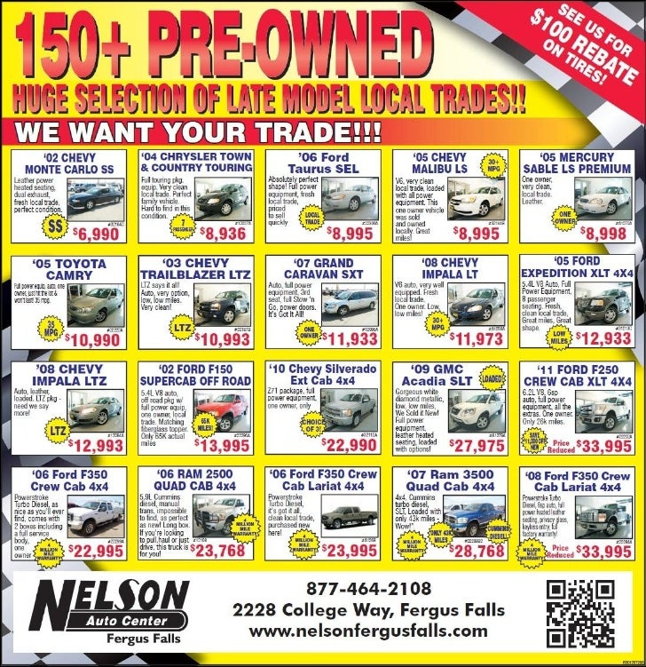 Pre-Owned Cars For Sale MN | Car Dealership Near Fargo