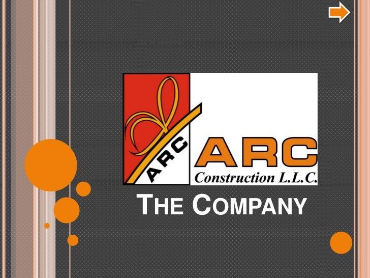 ARC Construction L.L.C.