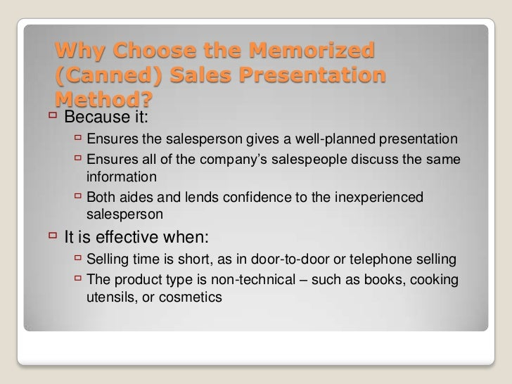 Sales process preapproach for Door to door sales