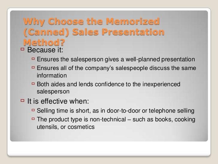 Sales process preapproach for Door to door sales