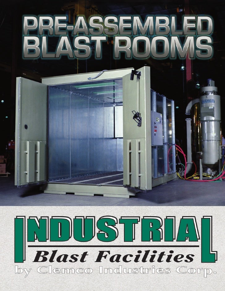 Pre-Assembled Blast Rooms N No Pit Required N Quickest Set-Up                                             ystems are avail...