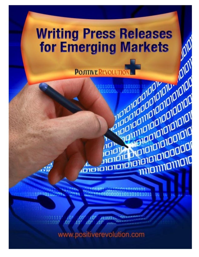 Here are a few dead simple, very basic things to rememberwhen writing your press release:     Write in the 3rd Person    ...