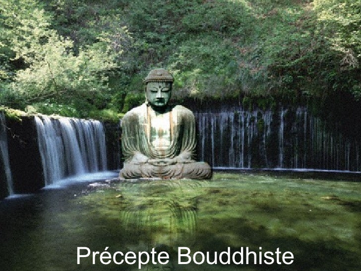 Précepte Bouddhiste
