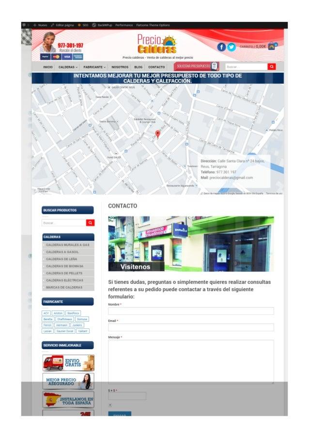 Precio calderas tienda online de venta de calderas al - Precios de calderas ...