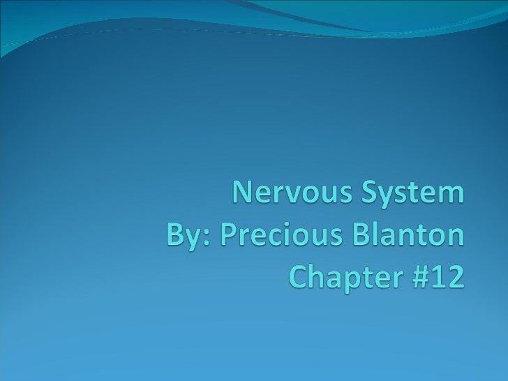 Precious Chapter #12