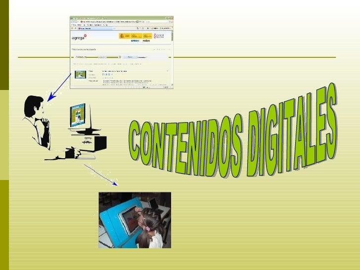 Pre Contenidos Digitales