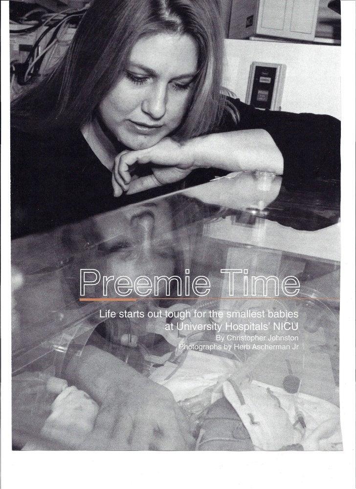 Preemie Time
