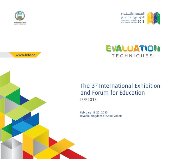 The 3rd International Exhibition and Forum for Education