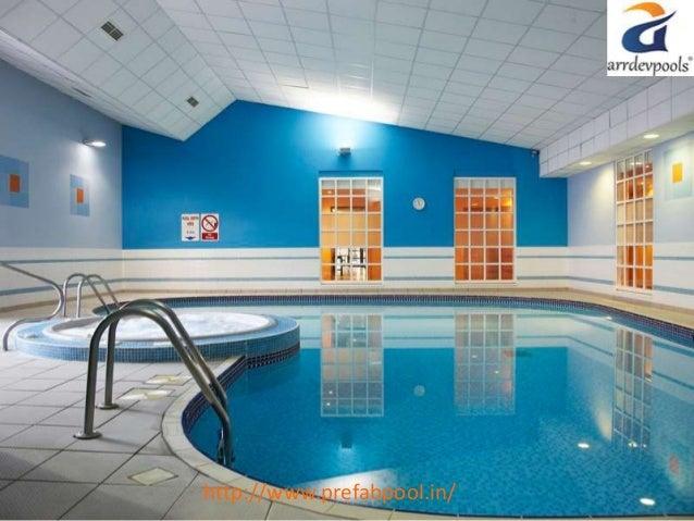 Prefabricated swimming pool for Prefab swimming pool