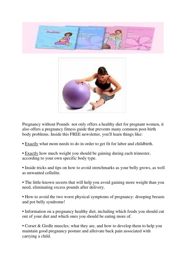 Weight Loss After Pregnancy App