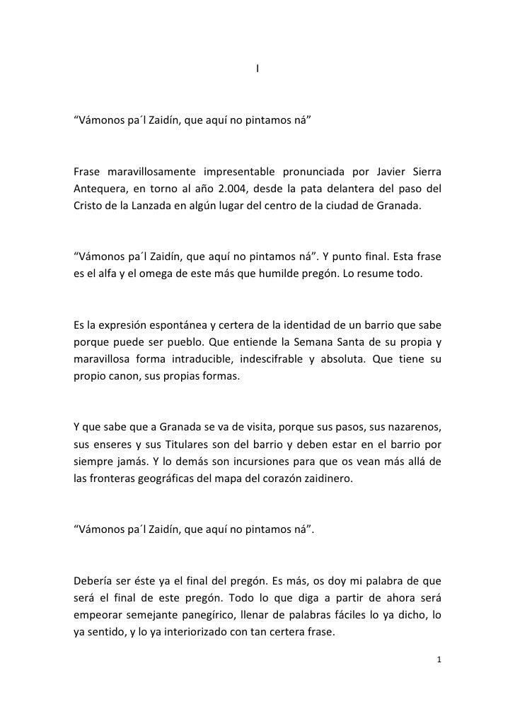 """I    """"Vámonos pa´l Zaidín, que aquí no pintamos ná""""    Frase maravillosamente impresentable pronunciada por Javier Sierra ..."""