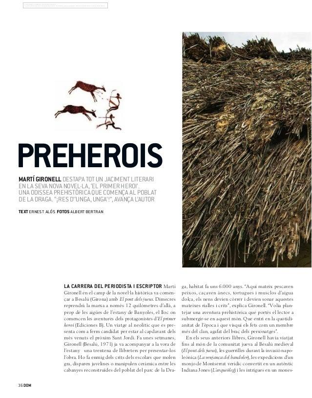 Preherois el primer heroi de martí gironell el periódico 02032014