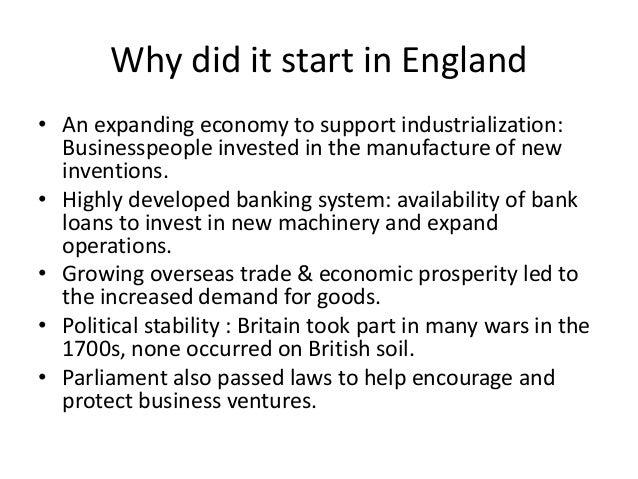 industrial revolution in britain essay industrial revolution in  why did the industrial revolution began in britain essay why did the industrial revolution began in