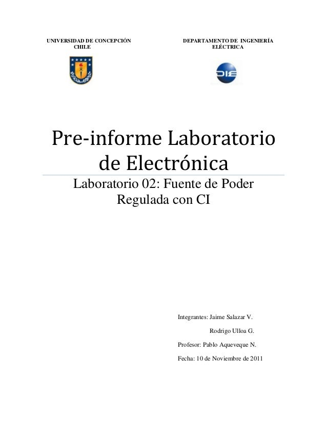 Preinforme lab eln 2
