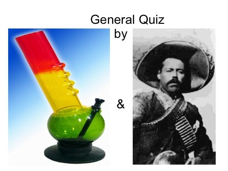 General Quiz   by   &