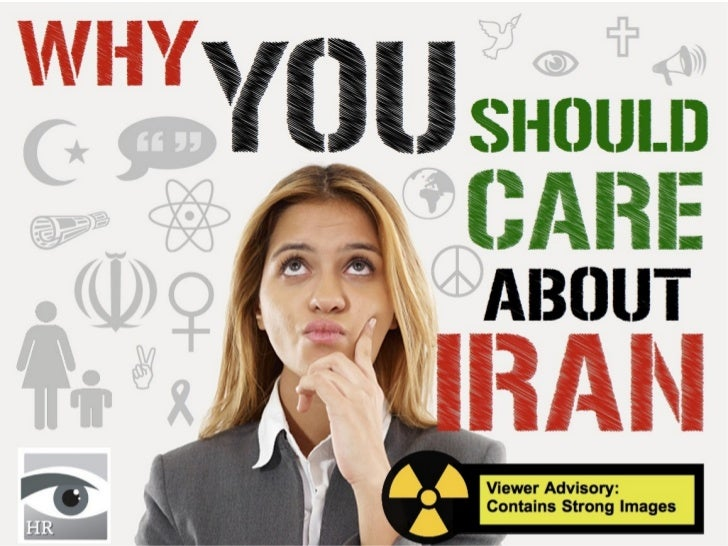 Why You Should Care About Iran