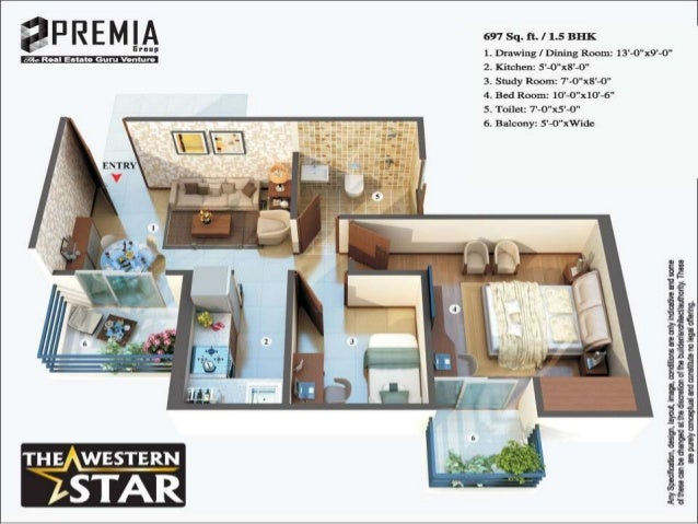 Premia Western Star Unit Plan