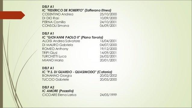 Premiazione 2014 i c s m s e scuole elementari for Di mauro arredi zafferana