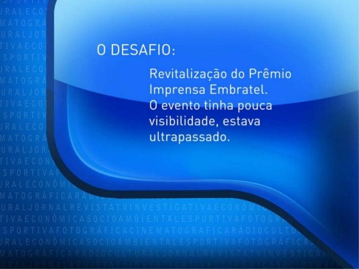 Prêmio Imprensa 2010