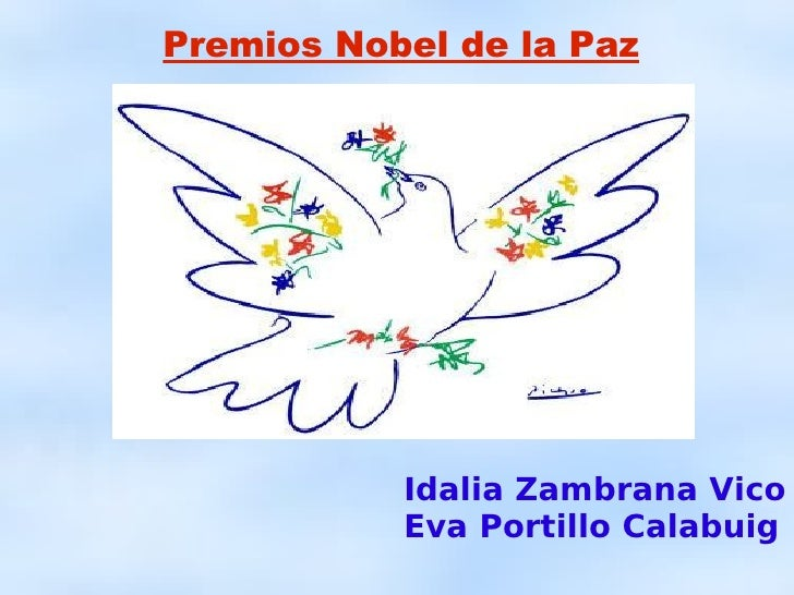 Premios Nobel Paz 4